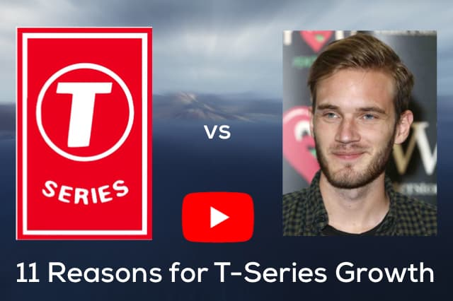 How And Why T-Series Grows So Quickly