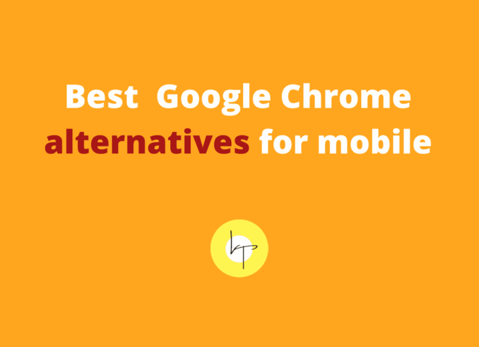 Best alternatives to Google Chrome for iPhone and Android