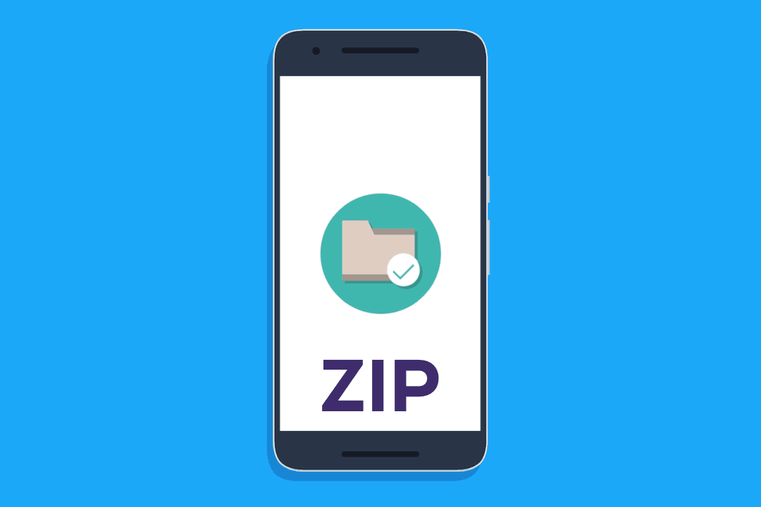 How to UNZIP File on Android