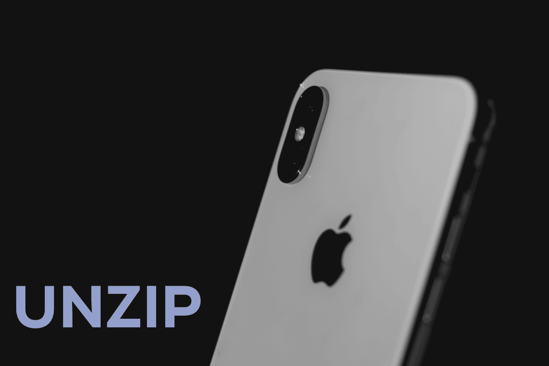 How to Unzip Files on iPhone and iPad