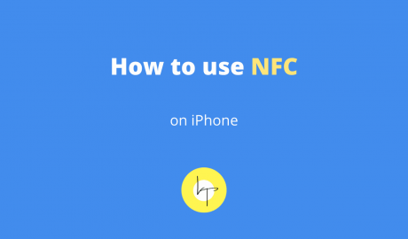 How to use NFC on iPhone and what to do if NFC is missing!