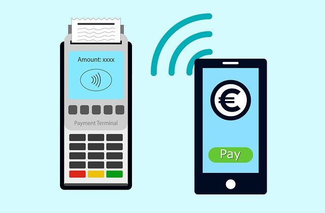 Use of NFC in payments